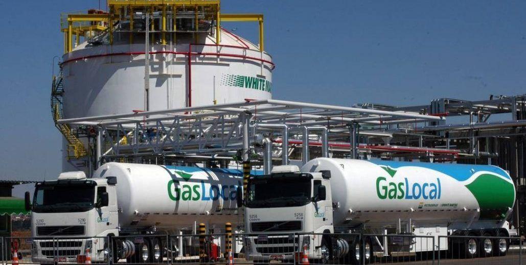 petrobras e white martins no consórcio de gás natural GNL Gemini