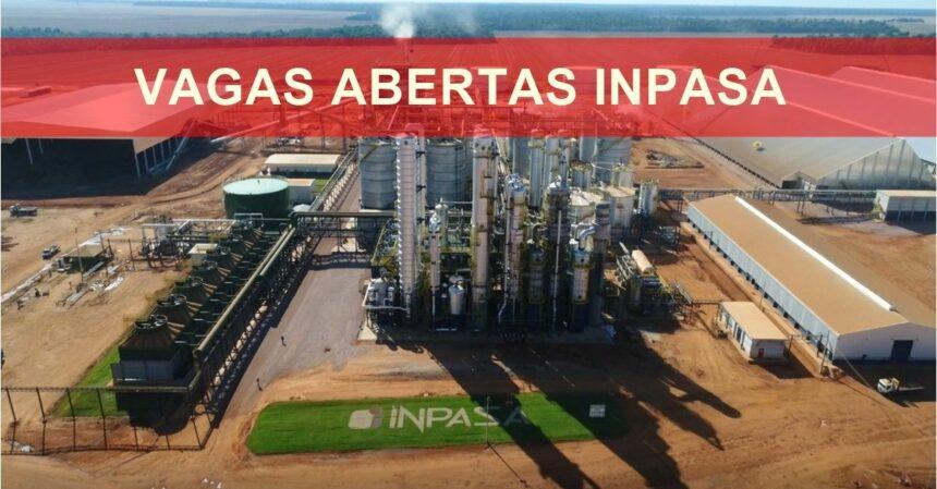 Muitas vagas de emprego anunciadas ontem para a segunda planta da Usina da maior produtora de Etanol de Milho do continente, a Inpasa Bioenergia