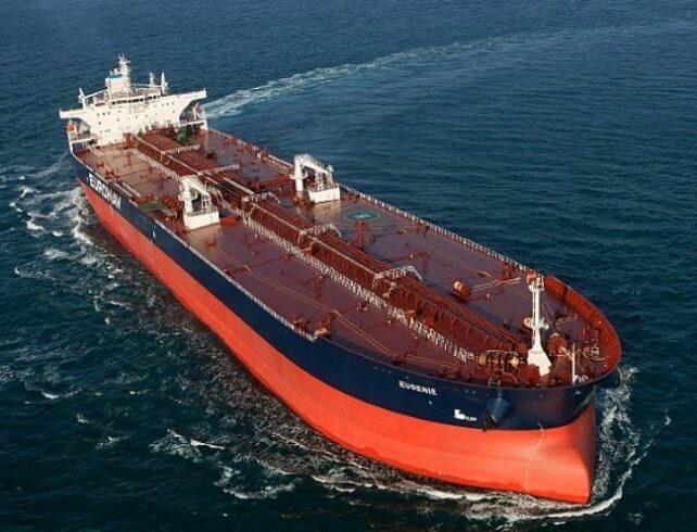 Navio exportações petróleo Brasil