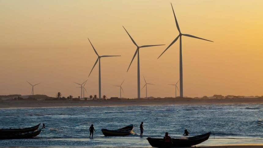 energia eólica, Nordeste, geração de energia