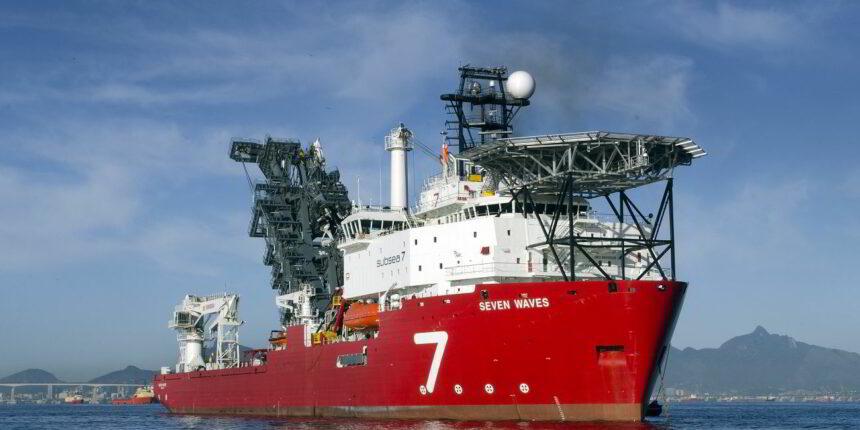 Petrobras Subsea 7 Seven Waves contratos offshore
