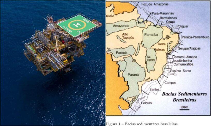 Petróleo bloco ANP exploração