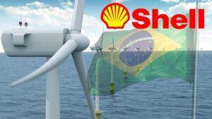 Shell Brasil energia eólica offshore petróleo e gás investimentos
