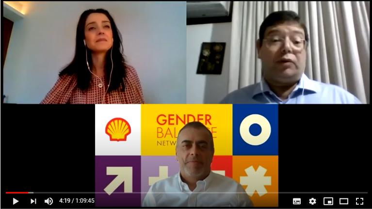 Shell Webnar Offshore Energia eólica André Araújo