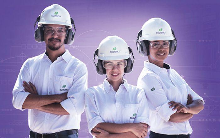 Suzano papel e celulose está com vagas de emprego abertas para técnico, operador, caldeireiro, mecânico, engenheiro, analista e mais