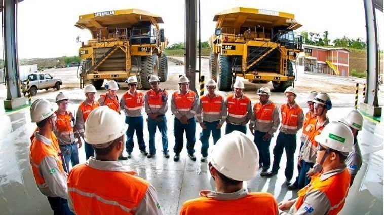 mineradora, bahia, emprego