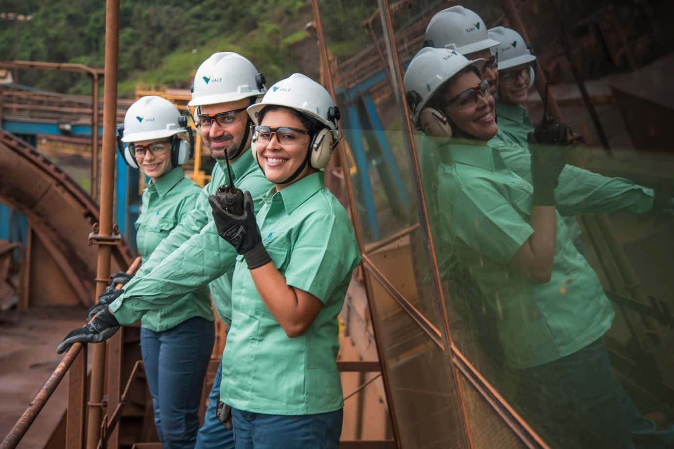 Vagas de empego, mineradora, Minas Gerais, Pará