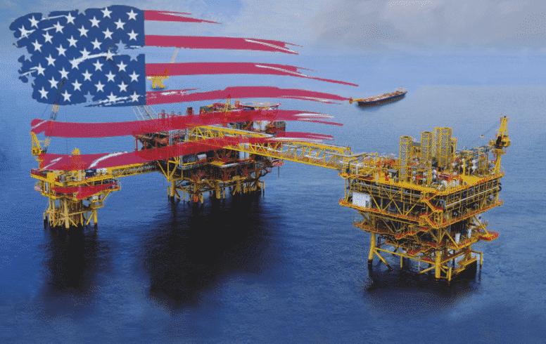 Trump EUA Estados Unidos da America PetróleoOffshore