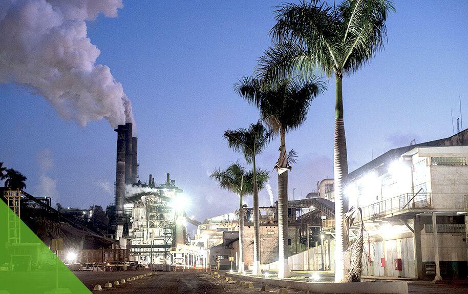 Usina, São Paulo, emprego