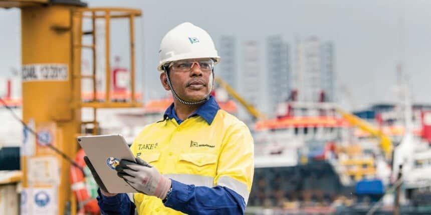 Novo contrato de óleo e gás demanda cadastro de currículo de profissionais experientes em navio petroleiro para vagas marítimas pela multinacional offshore Wilhelmsen