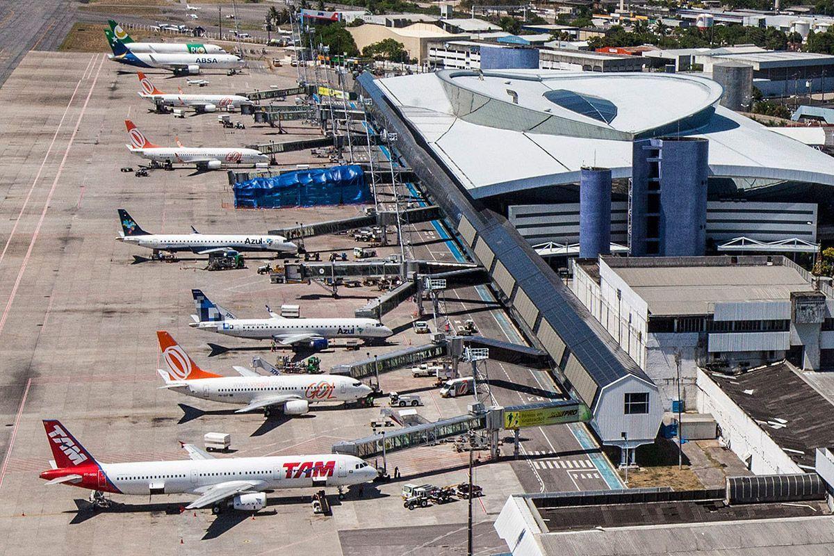 aeroportos concessões privatização governo