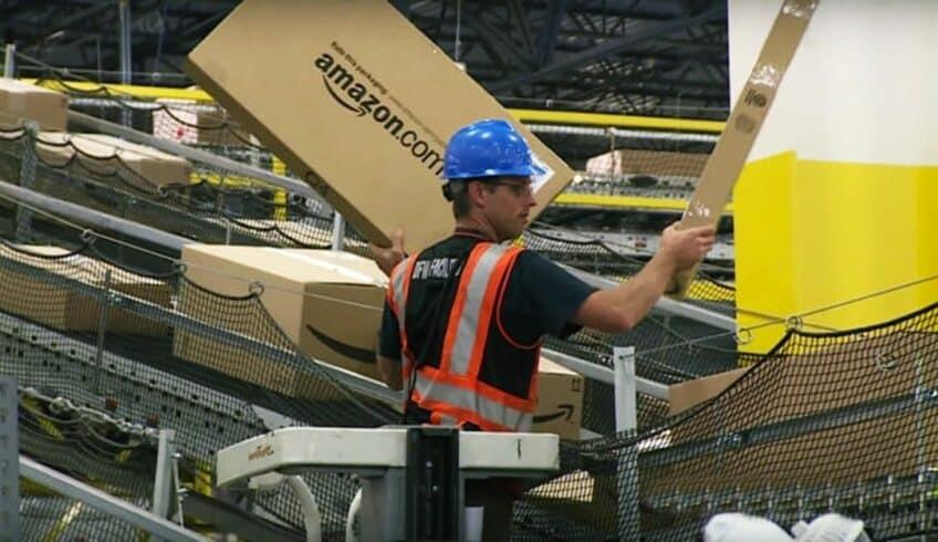 Amazon; e-comerce, vagas de emprego e recrutamento e seleção para o RS
