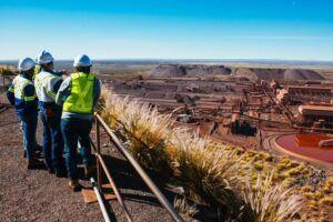 mineradora, emprego, química, metalurgia