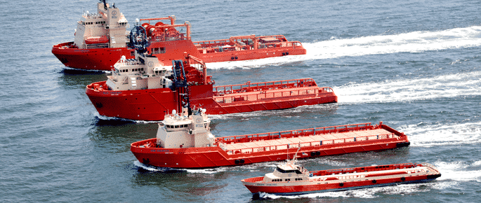 Bram Offshore fecha agosto com 51 navios e lidera ranking de frota de apoio marítimo brasileiro