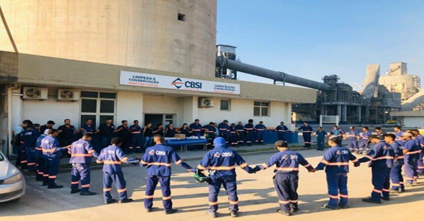 currículo para vagas na construção civil no RJ