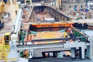 Estaleiros brasileiros buscam parcerias para construção de Navio de Apoio da Marinha