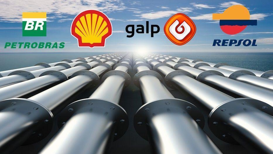 Para escoar o gás do pré-sal, Petrobras e mais 3 petroleiras assinam contrato de compartilhamento dos gasodutos Rota 1, 2 e 3
