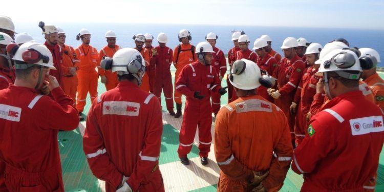 vagas; óleo e gás; ES; engenharia