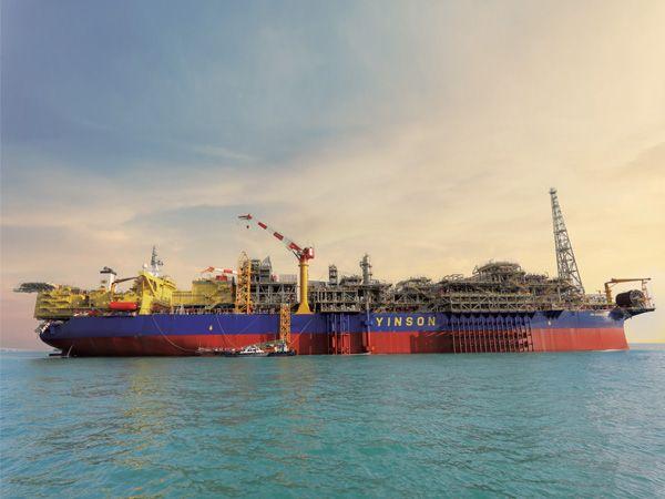 FPSO, Bacia de Campos, Marlim, petróleo