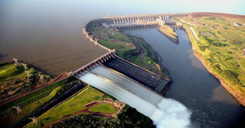 energia, usina hidrelétrica itaipu