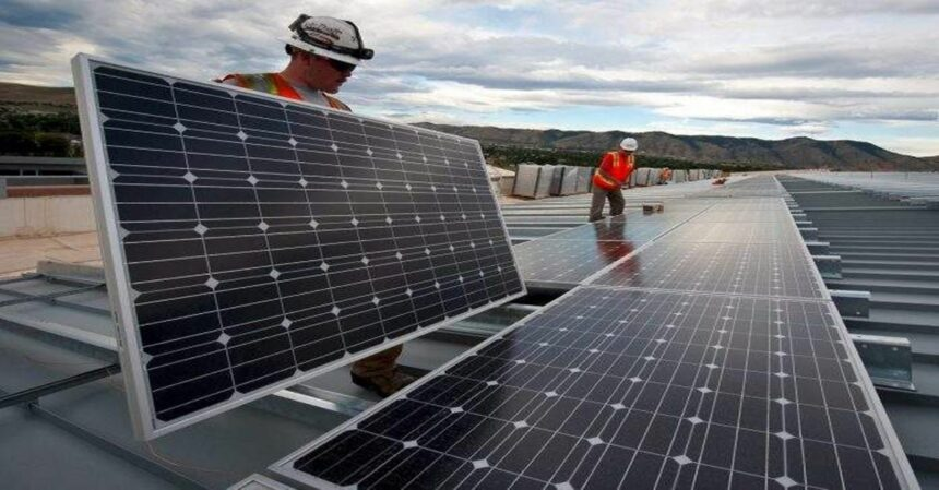 usina de energia solar Johnson & Johnson