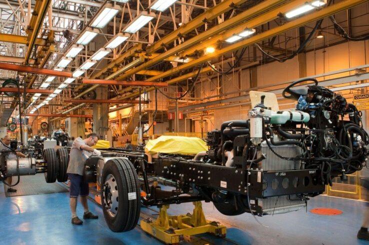 Mercedes-Benz, produção, ônibus