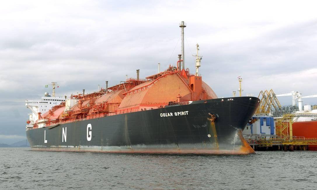 Brasil visto como motor da demanda de gás natural liquefeito (GNL) da América Latina nos próximos anos
