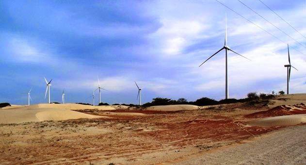 Parque de energia eólica no Rio Grande do Norte que será implementado por multinacional francesa recebe aval do MME