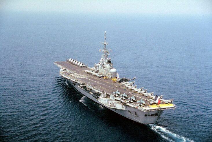Marinha do Brasil - Porta-aviões
