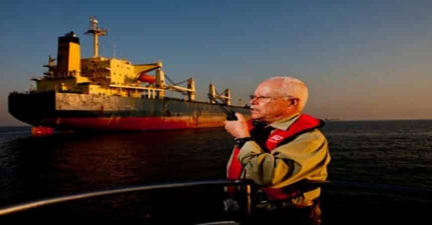 navios - portos- salários - práticos - Prático de Navios
