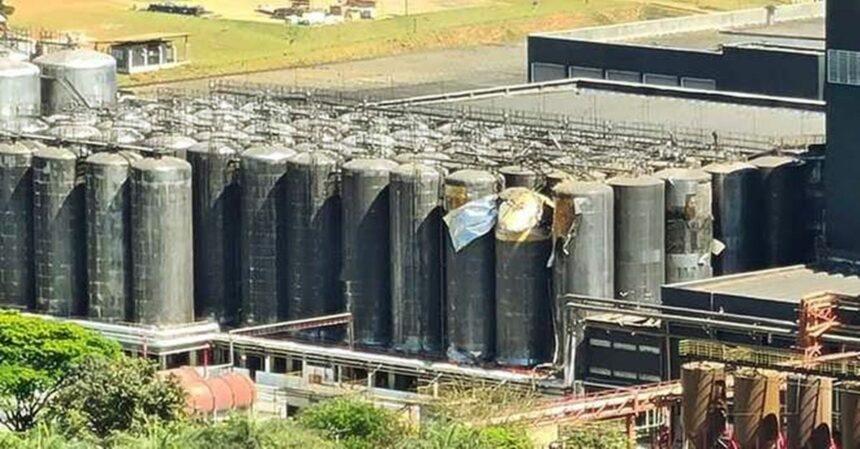 fábrica Ambev BH