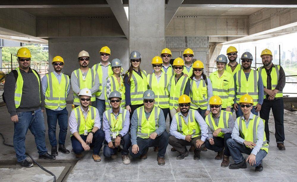 Construtora Camargo Corrêa Infra está com vagas de emprego abertas para atender obras e projetos no estado de Santa Catarina
