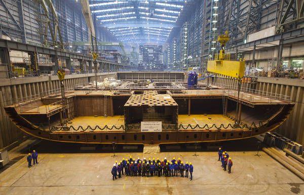 Construção naval: recrutamento de mão-de-obra deverá ser iniciado em breve para construção de navios da Marinha do Brasil em estaleiro de Santa Catarina
