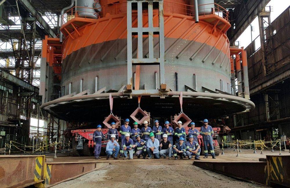 Empresa de engenharia e movimentação de cargas recebe currículo para vagas de emprego de mecânico, técnico, engenheiro e mais em São Paulo