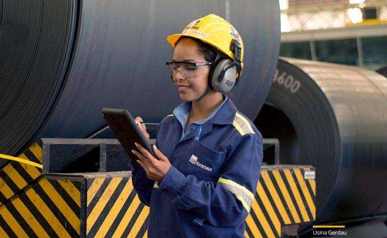 Gerdau reativa a produção de aço em Araucária após 7 anos; empresa investirá R$ 55 milhões e deve gerar cerca de 300 vagas de emprego