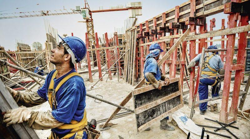 Pedreiro - vagas de emprego - construção civil