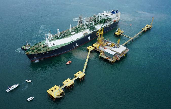 Petrobras - Arrendamento - GNL