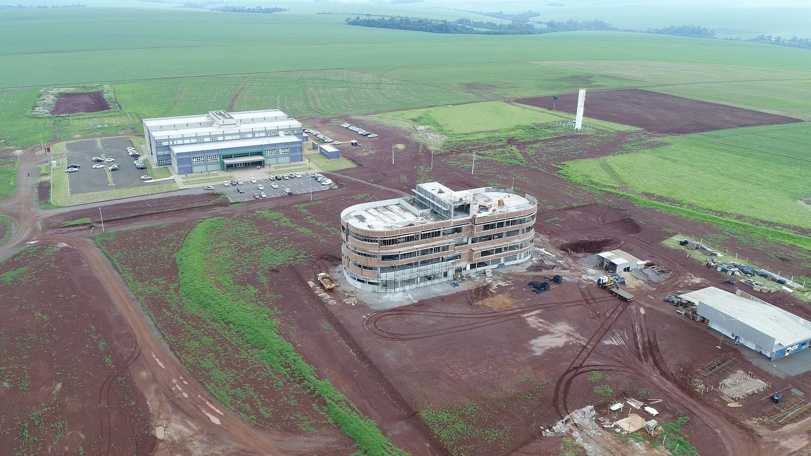 Biopark - construção civil - vagas de emprego