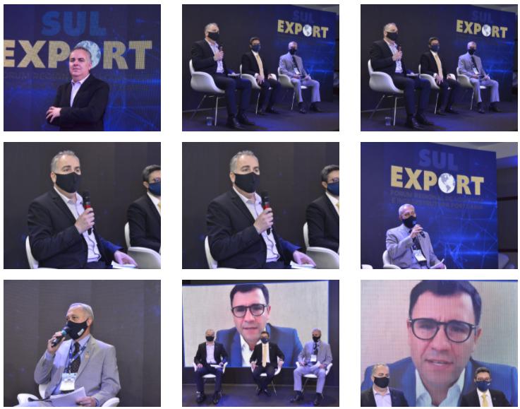 Brasil Sul Export palestrantes 1