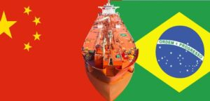 China Petróleo Exportação Brasil