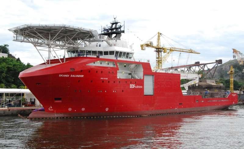 Petrobras fecha contrato de longo prazo com DOF Subsea para atividades no pré-sal da Bacia de Campos