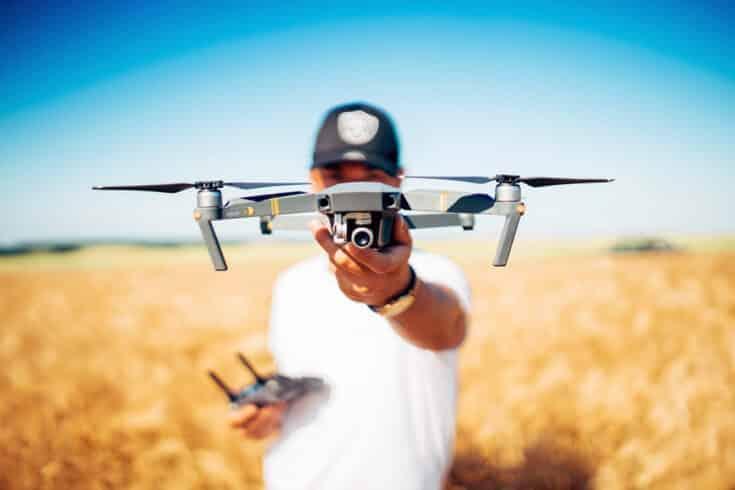 drones - economia - empregos