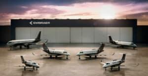 Mercado, aviões