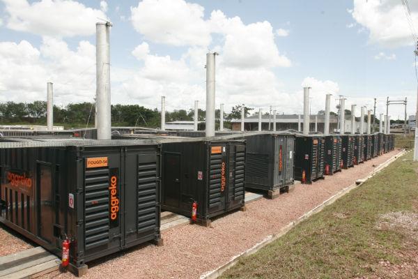 Energia, Brasil, energia temporária