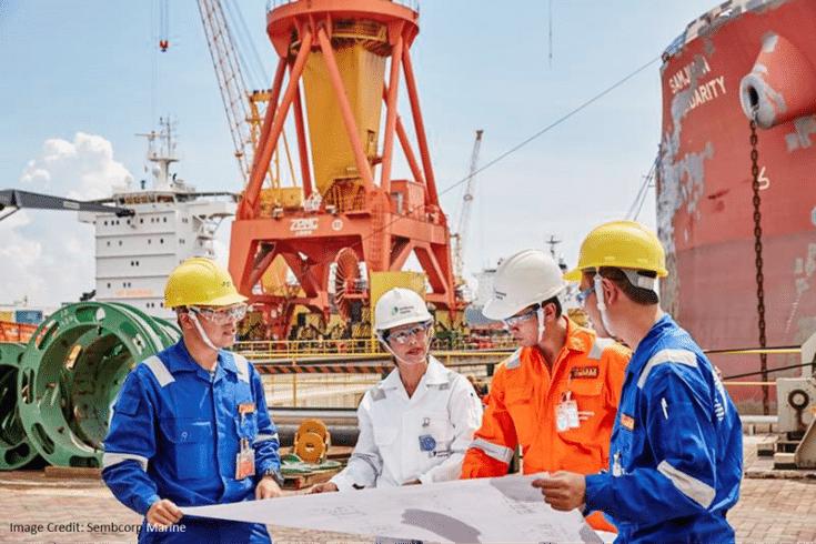 Vagas offshore, engenheiro, Rio de Janeiro