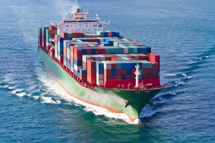 Frete marítimo - commodities - China