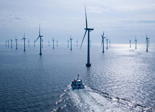 BI energia - parque eólico - offhsore