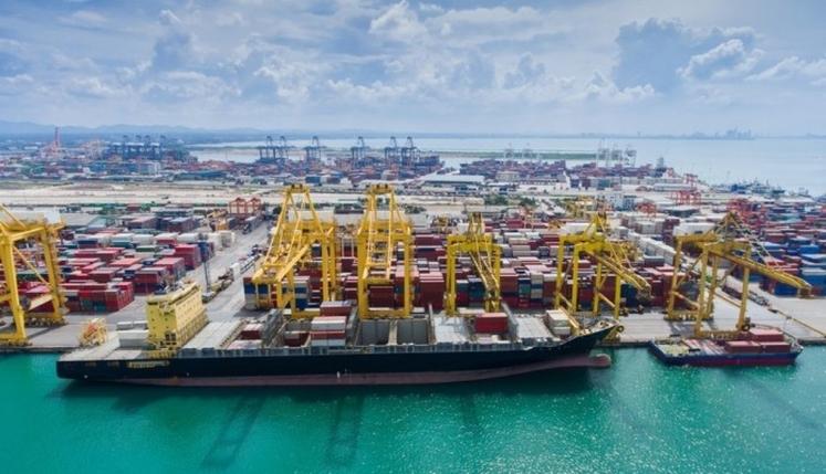 Porto do Itaqui – comércio – árabes