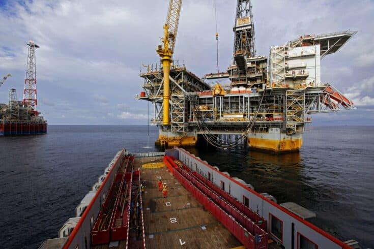 Siemens energy - petróleo e gás – offshore
