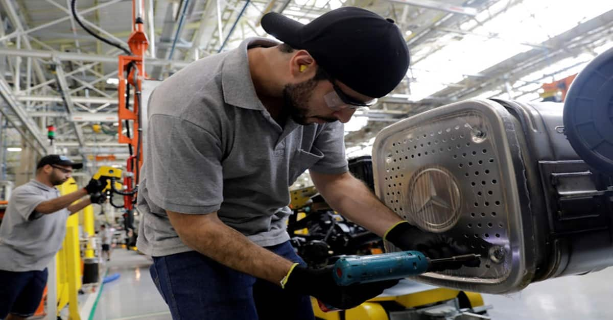 Mercedes - emprego - estágio